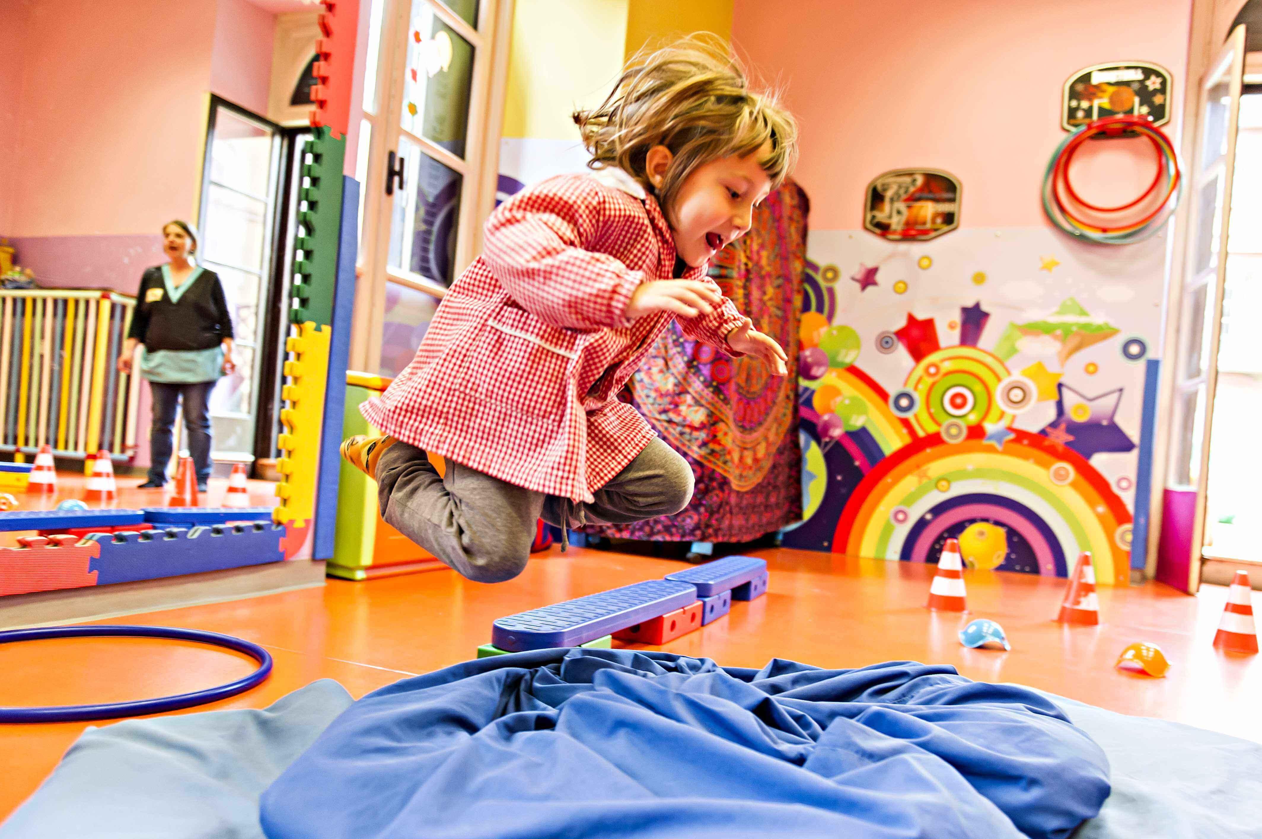 Psicomotricità E Motricità Per Bambini Ambarabimbi Scuola Dell