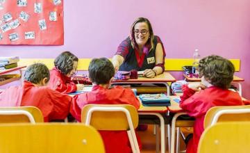 Educazione bambini scuola