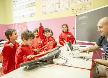 Attivita scuola ambarabimbi